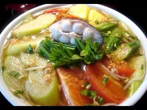Bí Kíp Nấu Canh Chua Cá Bông Lau Ngon Mát Dễ Làm