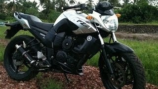 New Yamaha FZ250.