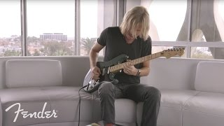Kenny Wayne Shepherd Introduces the Fender American Professional Stratocaster