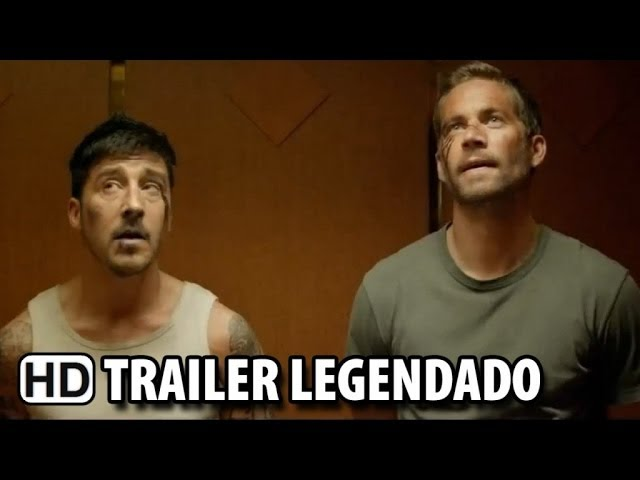 Brick Mansions - Trailer Legendado (2014) HD