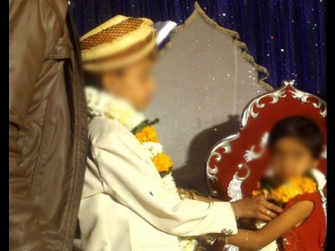 Child Marriages Still the Norm in Rajasthan