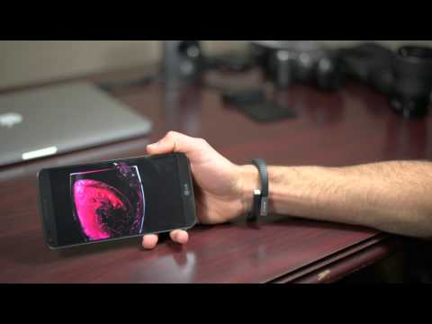 LG G Flex Challenge Day 13: The Display