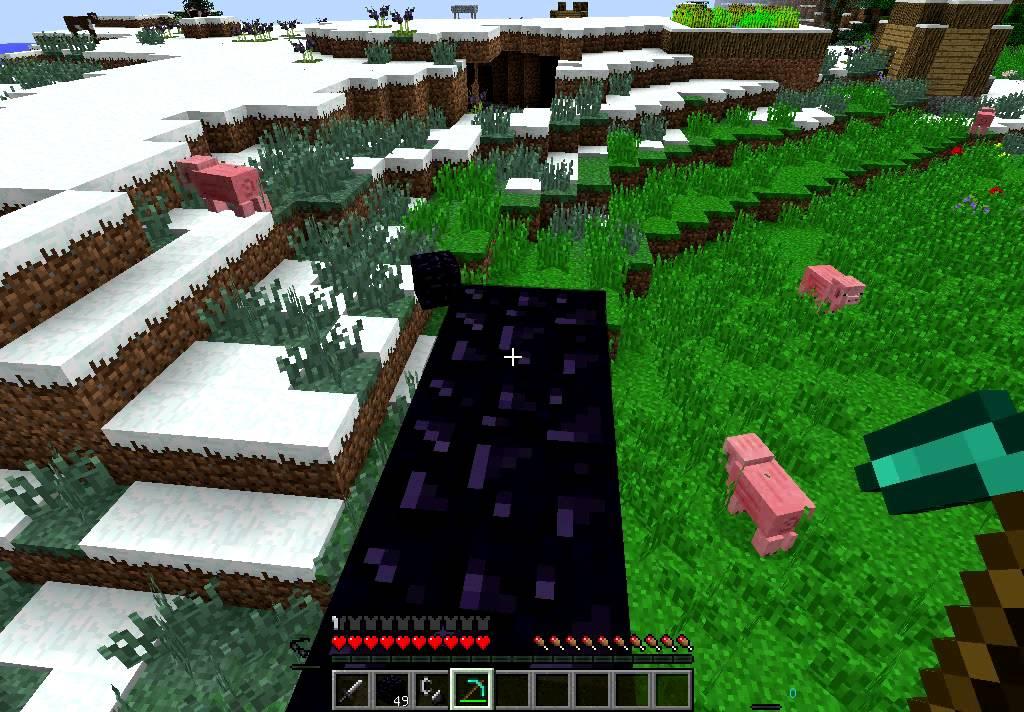 RPG сборка модов Hexxit для Minecraft 1.5.2