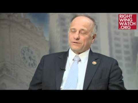 "RWW News: Steve King: No Legal Protections for ""Self-Professed Behavior"" of LGBT People"