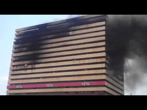 Burning surat, vipul complex, textile fires,