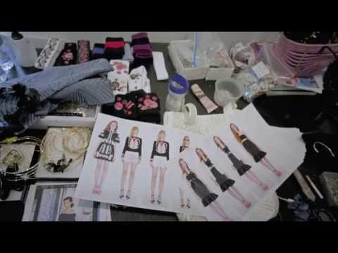 Cynthia Rowley Spring 2014 Collection Video