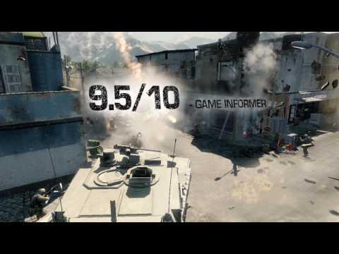 Взрывной TV-ролик Battlefield: Bad Company 2