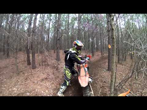 Rad Dad National Enduro 2014 Test 4