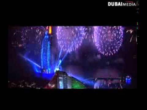New Year 2014 Celebrations on Dubai One