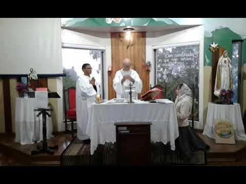Santa Missa | 21.04.2020 | Padre José Sometti | ANSPAZ