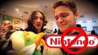 Taking a Nintendo Hater to Nintendo NY