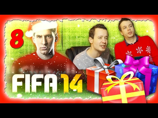 "NEXT GEN FIFA 14: CHRISTMAS SHOWDOWN #8 ""I NEARLY BLEW UP!!"""