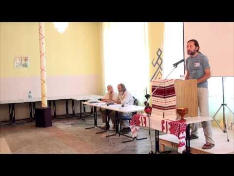 Геннадий Ткаченко. Привественное слово + поэзия (17.09.2010)