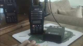 SHTF WROL Simplex Repeater Build, Configuring The Radio