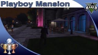 GTA 5 Easter Egg Playboy Mansion Trevor Tries To Pick