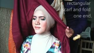 3 MakeUp & HijabTutorials By Wardah Cosmetics & SixteenR