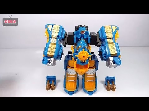 Siêu nhân phép thuật Robot tàu hỏa đồ chơi trẻ em Solar Streak Power Rangers Mystic Force toy for ki
