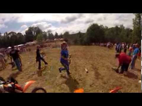 SETRA KCE Ranch Harescramble 2013 Part 1