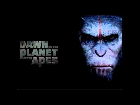 06  Monkey to the City - Dawn Of The Planet Of The Apes [Soundtrack] - Michael Giacchino