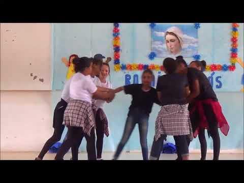 Apresentação das jovens | Projeto Autonomia | Dia das Crianças 2017 | ANSPAZ