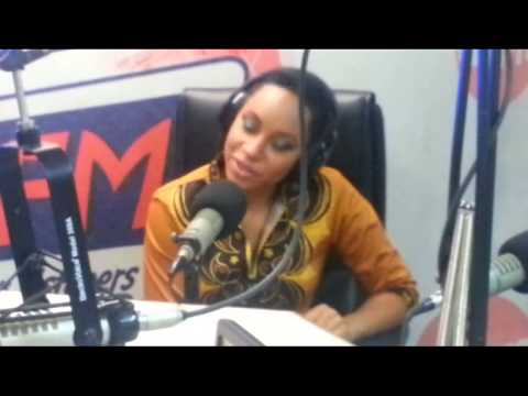 Elikem and Pokello (Polikem) on Joy FM Personality Profile with Bola Ray (12-9-13)
