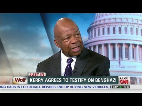 Rep. Cummings: Issa undermining Benghazi select committee