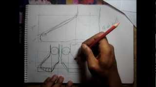 Curso de dibujo a lápiz. Parte 16