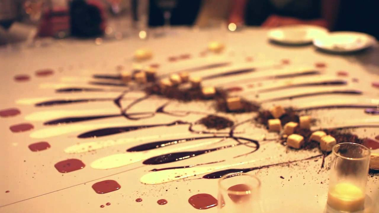 Dessert at Alinea  YouTube