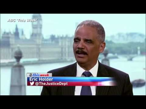Eric Holder: Justice Department will continue support for gay marriage