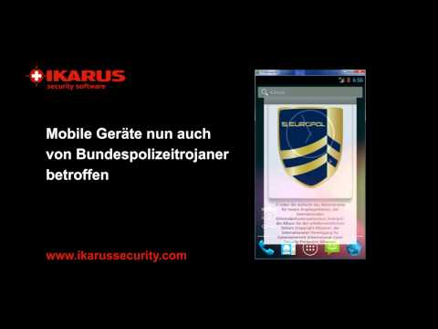 Android Ransomware - German Version