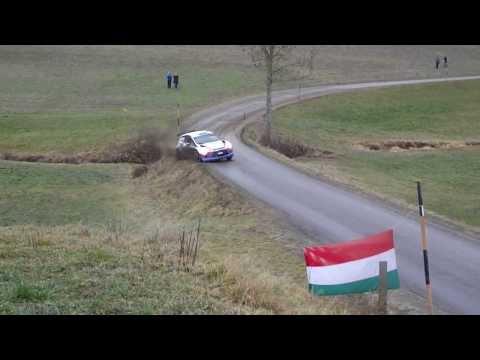 Jänner Rally 2014 - Robert Kubica on the limit