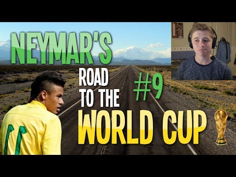 FIFA 14 - Neymar's Road To The World Cup - EP. 9 (DAVID IS HERE)