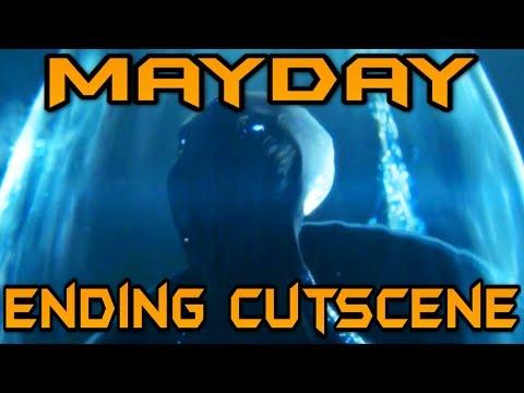 MAYDAY ENDING CUTSCENE -