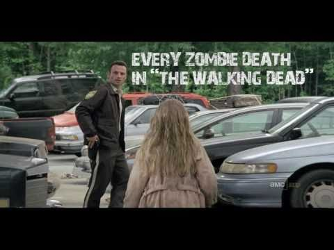 Every zombie death in Season 1,