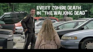 "Every Zombie Death in ""The Walking Dead"""