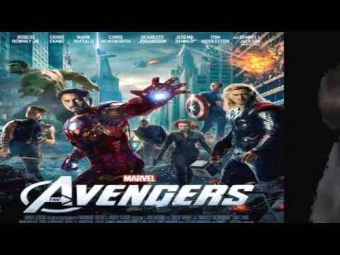 AVENGERS THEME SONG--- Guitar Cover