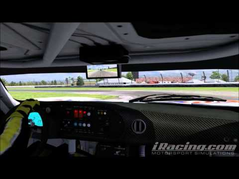 iRacing GT Challenge @ Indianapolis Motor Speedway Road Course