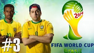 FIFA World Cup 2014 Round Of 16 Ep.3