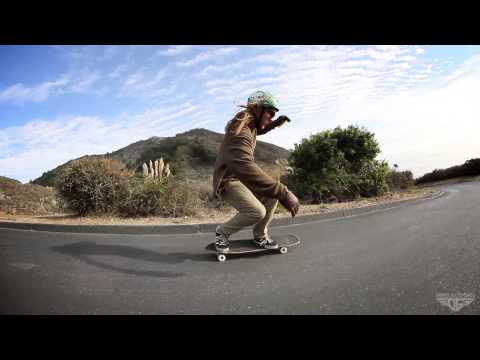 Gravity Skateboards - Downhill & Freeride on the 36