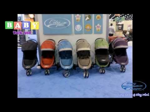 City Mini & City Select Review  -  Stroller Review