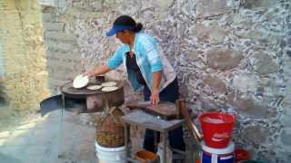 Cooking | elaboración de tortilla mexicana tradicional | elaboraciA³n de tortilla mexicana tradicional