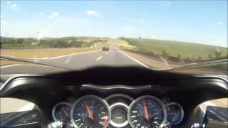 Hayabusa Vs Zx14R Motonil CHUPAAAA