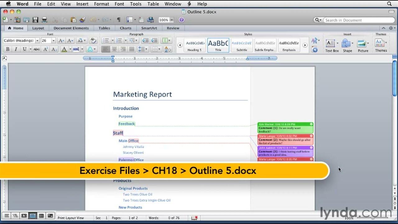 microsoft word 2011 mac tutorial pdf