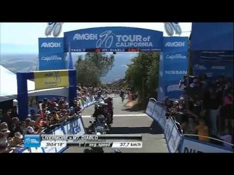 2013 Amgen Tour of California Stage 7 Highlights