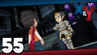 Pokémon X And Y Episode 55 Elite Four: Wikstrom