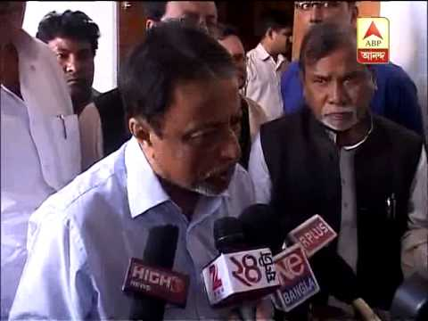 Mukul Roy denies allegation of threatening Left MLAs