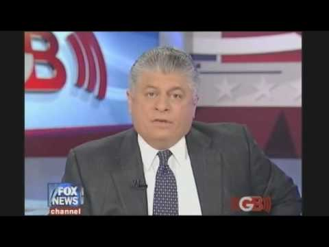 Judge Napolitano Says Obama's Health Care Reform Plan Is Unconstitutional