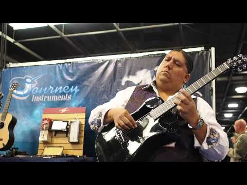 Journey Instruments Carbon Fiber Collapsible Guitar with Gabriel Ayala