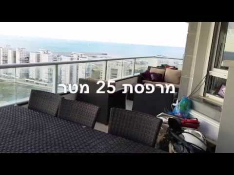 Penthouse for sale in Ashdod