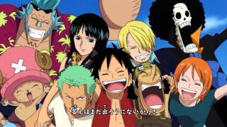 One Piece 4° Sigla Italiana Saga Di Marineford (2011